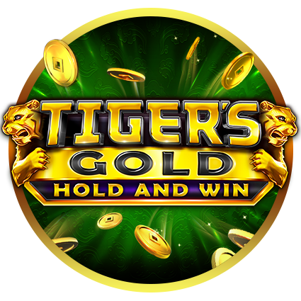 Booongo Tiger S Gold